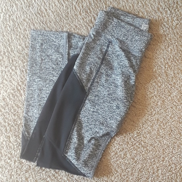 NWOT Women/'s Fresh Produce brown rayon athletic yoga exercise pants size M